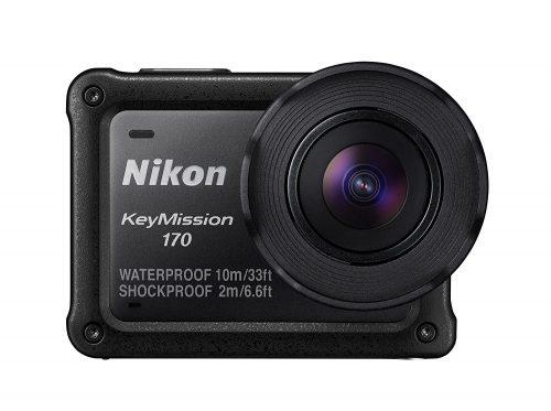 ニコン(Nikon) ウェアラブル アクションカメラ  KeyMission 170