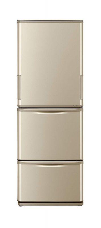 シャープ(SHARP) 冷蔵庫 SJ-W352D
