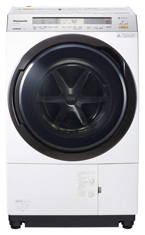 パナソニック(Panasonic) ドラム式洗濯乾燥機 11kg NA-VX8900L