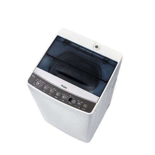 ハイアール(Haier) 全自動洗濯機 5.5kg JW-C55A-K