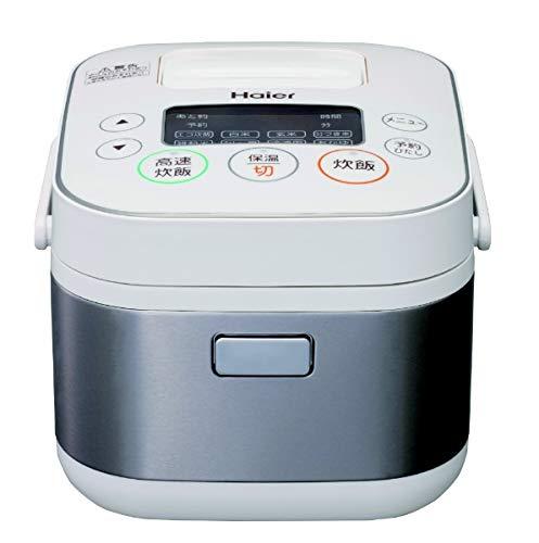 ハイアール(Haier) マイコンジャー炊飯器 3合 JJ-M31D