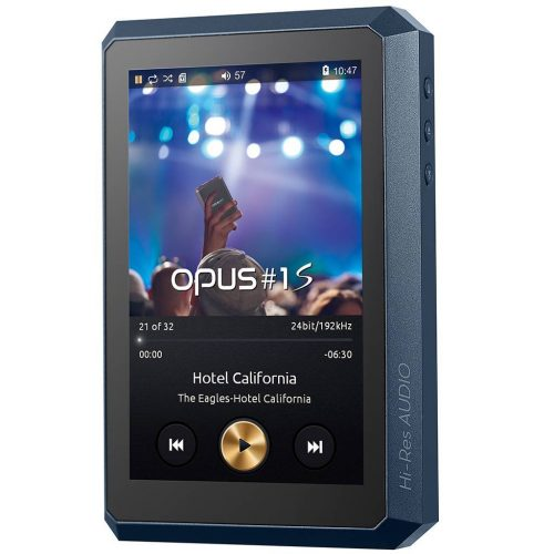 audio-opus OPUS#1S HA52032GLB