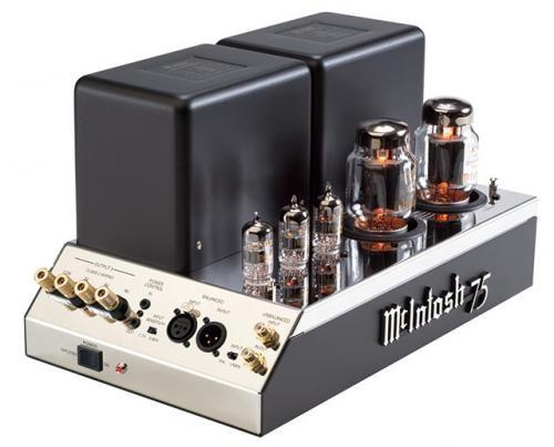 マッキントッシュ(McIntosh) 真空管パワーアンプ MC75