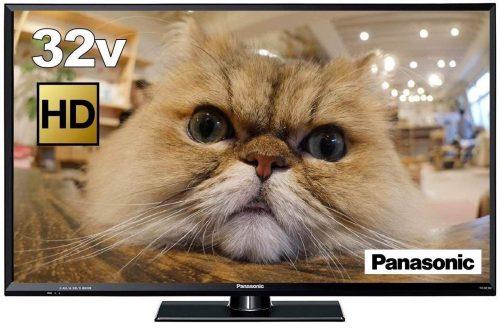 パナソニック(Panasonic) 地上・BS・110度CSデジタルハイビジョン液晶テレビ VIERA TH-32E300
