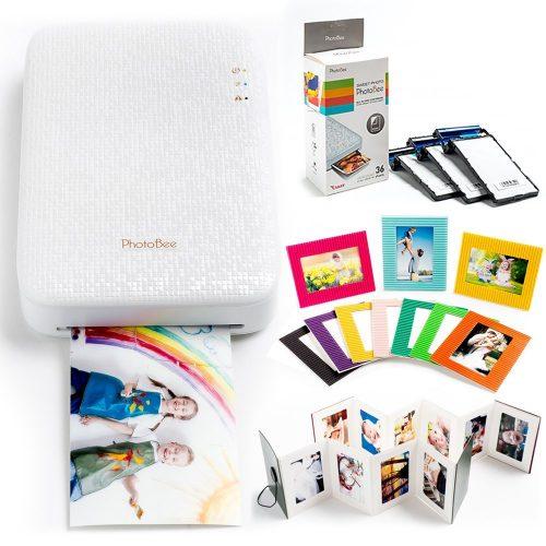 エコデバイス(ECO DEViCE) モバイルフォトプリンター PhotoBee EPHP-100