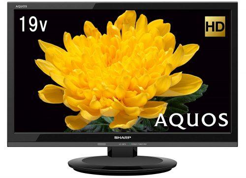 シャープ(SHARP) 液晶テレビ AQUOS P5ライン LC-19P5-B