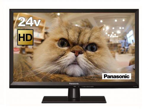 パナソニック(Panasonic) 地上・BS・110度CSデジタルハイビジョン液晶テレビ VIERA TH-24E300