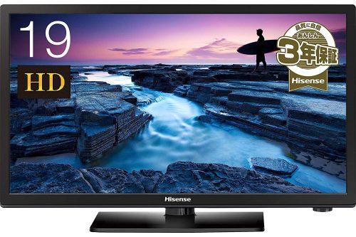 ハイセンス(HISENSE) ハイビジョン LED液晶テレビ 19V型 19A50