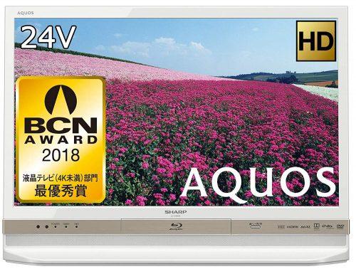 シャープ(SHARP) 液晶テレビ AQUOS R30ライン LC-24R30