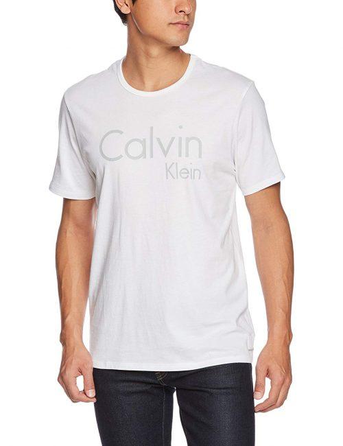 カルバンクラインアンダーウェア(CALVIN KLEIN UNDERWEAR) CALVIN KLEIN CALVIN KLEIN ID SLEEPWEAR クルーネックTシャツ NM1353