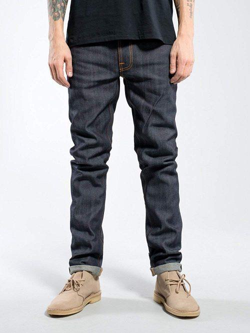 ヌーディージーンズ(Nudie Jeans) シンフィン Dry Selvage Comfort