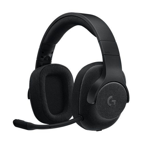 ロジクール(Logicool)  ゲーミングヘッドセット G433 Wired 7.1 Surround Gaming Headset