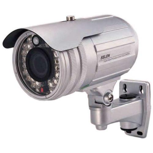 セレン(SELEN) ハイブリッドLED内蔵カラー監視カメラ SEC-G792