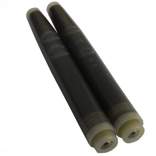 プラチナ万年筆(PLATINUM) 万年筆カートリッジインク 水性染料インク ブラック SPSQ-400 #1