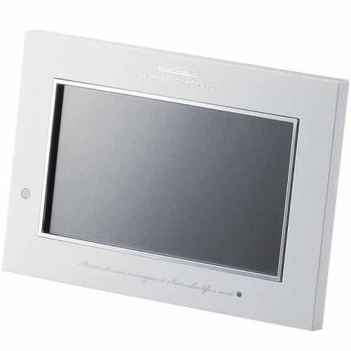 エレコム(ELECOM) デジタルフォトフレーム プレシャスシーン DPF-D7WS10