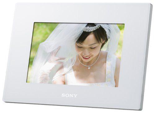 ソニー(SONY) デジタルフォトフレーム DPF-D720