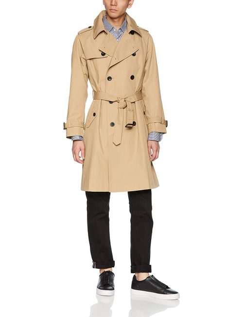 フレッドペリー(FRED PERRY) TRENCH COAT