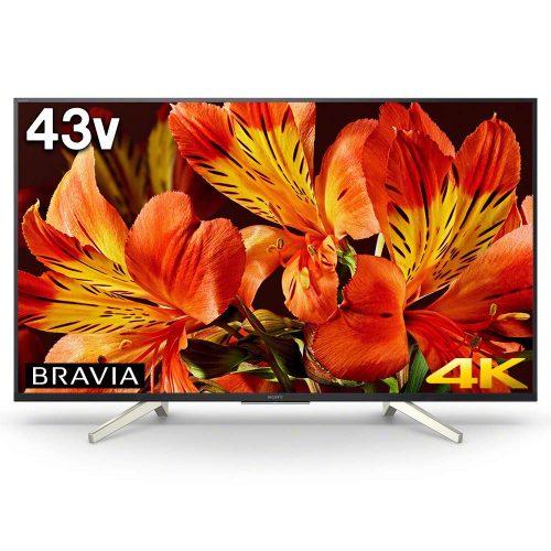 ソニー(SONY) 43V型 4K液晶テレビ BRAVIA KJ-43X8500F
