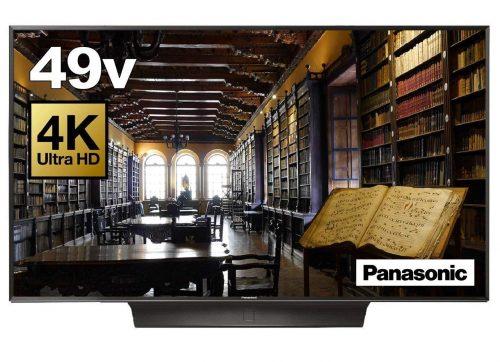 パナソニック(Panasonic) 49V型 4K液晶テレビ VIELA TH-49FX750