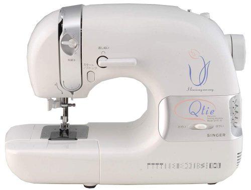 シンガー(SINGER) 電子ミシン キューティ QT-8110