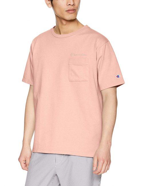 チャンピオン(Champion) ポケットTシャツ