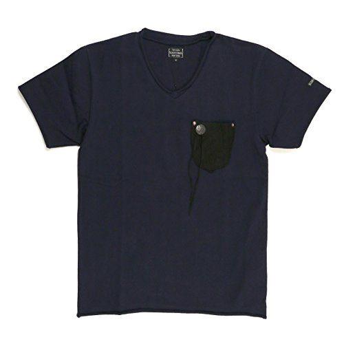 ショット(Schott) レザーポケットTシャツ