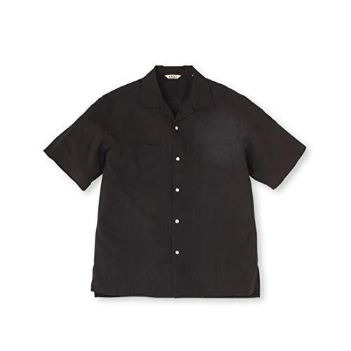 カベル(KABEL) ラムウール開襟シャツ