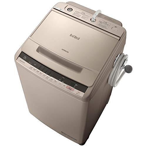 日立(HITACHI) 日立全自動洗濯機 ビートウォッシュ BW-V100C 10kg