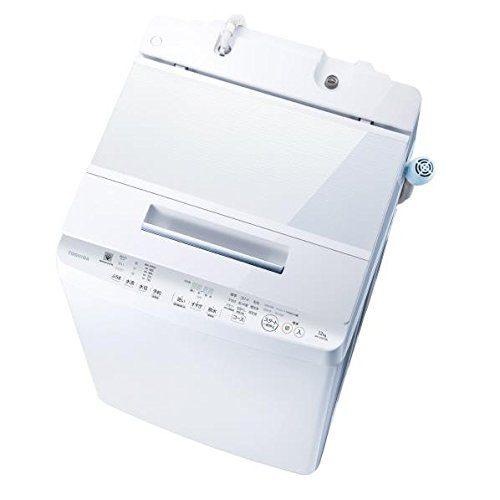 東芝(TOSHIBA) 全自動洗濯機 DDインバーター ZABOON(ザブーン)AW-12XD7 12kg