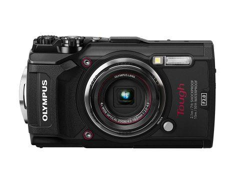 オリンパス(OLYMPUS) デジタルカメラ Tough TG-5