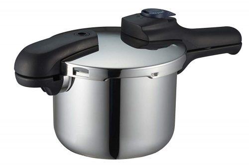 パール金属(PEARL METAL) 圧力鍋 クイックエコ H-5040