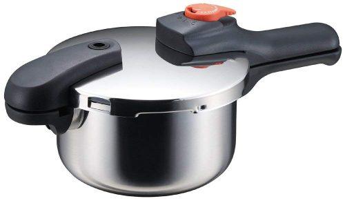 パール金属(PEARL METAL) 圧力鍋 節約クック H-5434