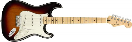 フェンダー(Fender)エレキギター Player Stratocaster Maple Fingerboard Sunburst
