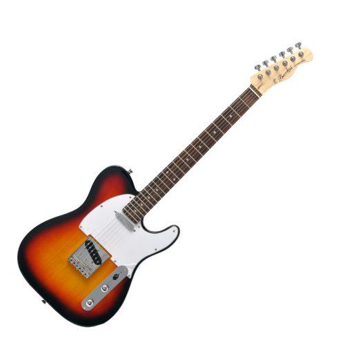 バッカス(BACCHUS)  エレキギター BTE-1R 3TS