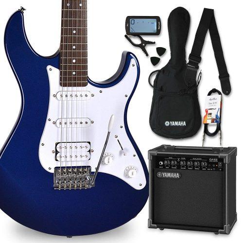 ヤマハ(YAMAHA) ヤマハアンプセット エレキギター 初心者セット PACIFICA012
