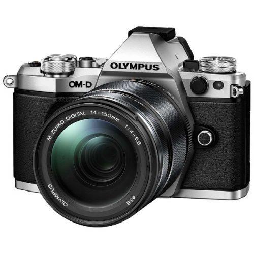 オリンパス(OLYMPUS) デジタルミラーレス一眼カメラ OM-D E-M5 MarkII 14-150mmレンズキット