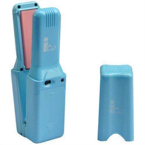 アイコ(ico) 電池式コンパクトヘアアイロン