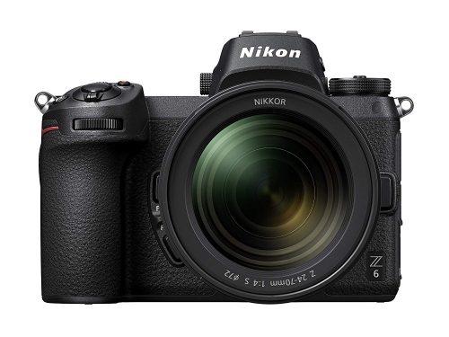 ニコン(Nikon) ミラーレス一眼 Z6 24-70mm レンズキット