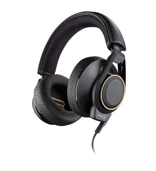 プラントロニクス(PLANTRONICS) サポート Hi-Fiゲーム用ヘッドセット RIG600