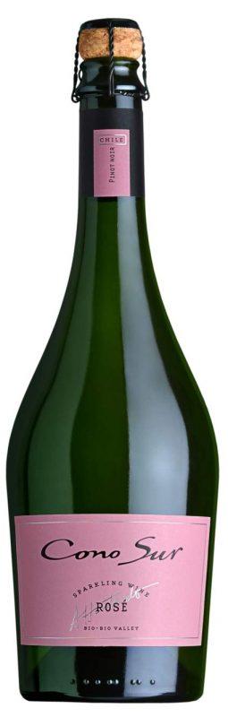 コノスル スパークリングワイン ロゼ