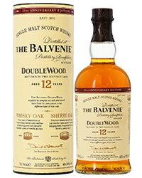 バルヴェニー(BALVENIE) 12年 ダブルウッド スコッチ シングルモルト