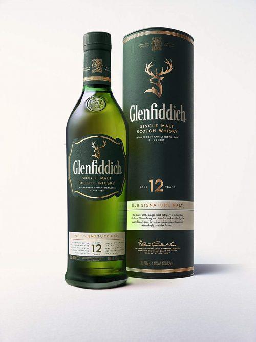 グレンフィディック(Glenfiddich) 12年 スペシャルリザーブ スコッチ シングルモルト