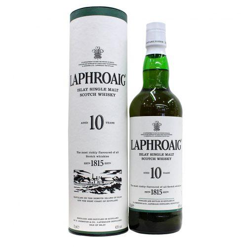 ラフロイグ(LAPHROAIG) 10年 スコッチ シングルモルト