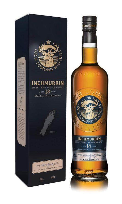ロッホローモンド(LOCH LOMOND) インチマリン 18年 スコッチ シングルモルト