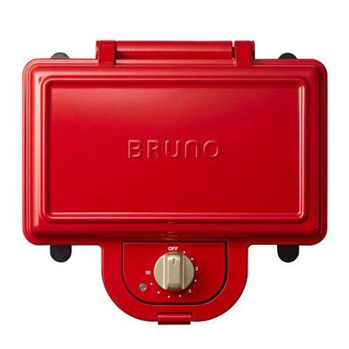 ブルーノ(BRUNO) ホットサンドメーカー ダブル BOE044