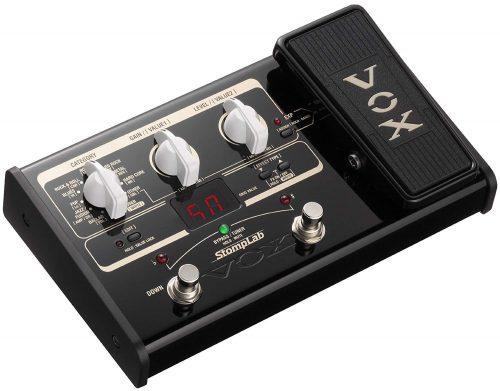 ヴォックス(VOX) コンパクトマルチエフェクター StompLab SL2G