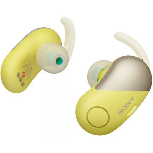 ソニー(SONY) 完全ワイヤレスノイズキャンセリングイヤホン WF-SP700N