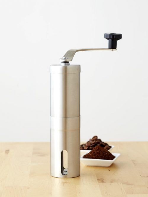 ステンレスコーヒーミル