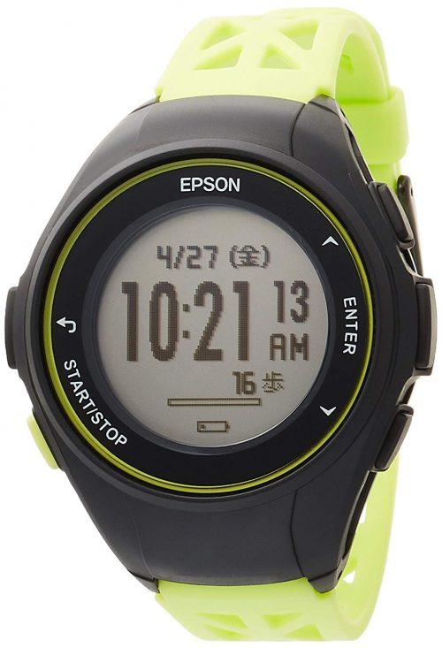 4f66e68f3f エプソン(EPSON) GPSランニングウォッチ GPS Q-10G/P/B Wristable