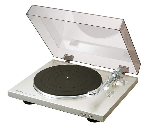 デノン(DENON) アナログレコードプレーヤー DP-300F